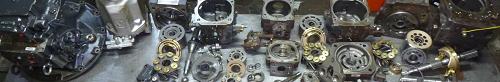 reparation pompe moteur hydraulique