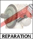 reparation hydraulique pompe moteur