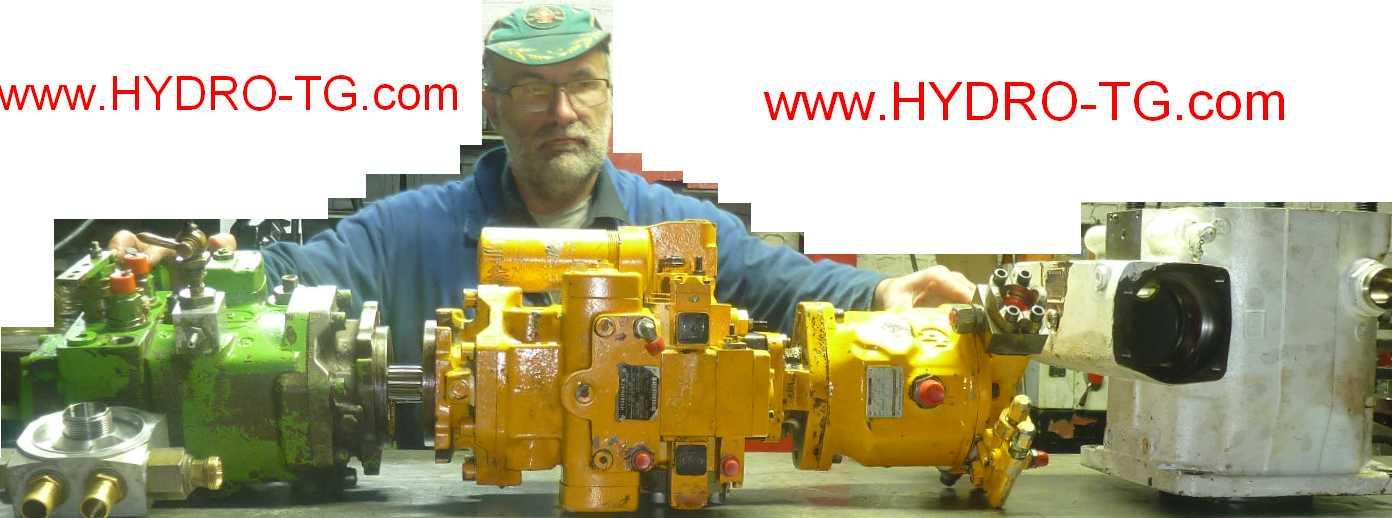 pompa a4v71 Rexroth Hydromatik a4v