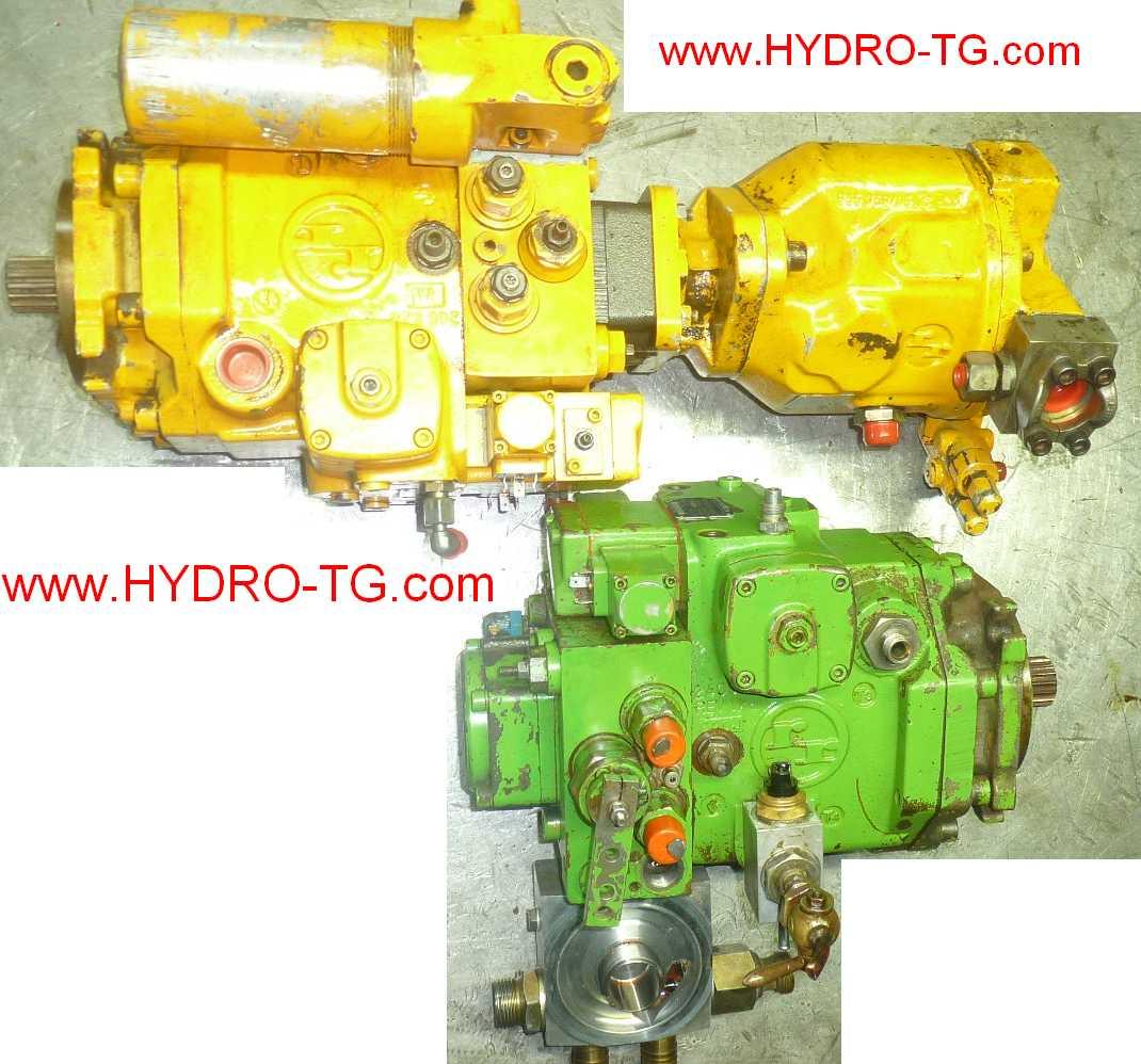 Hydromatik-A4V71-Rexroth-a4v