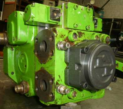 Pompe-Hydraulique-MERLO-A4V71-Hydromatik-Rexroth