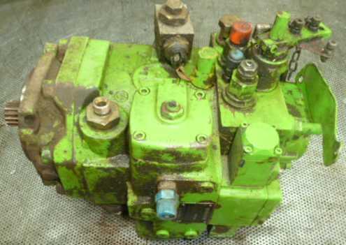 Pompe-Hydraulique-MERLO-A4V71DA-Hydromatik