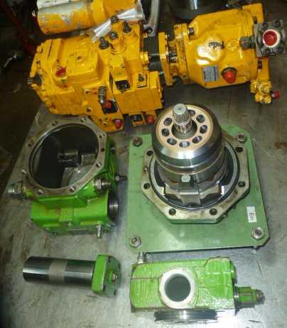 pompe hydraulique mecalac a4v71
