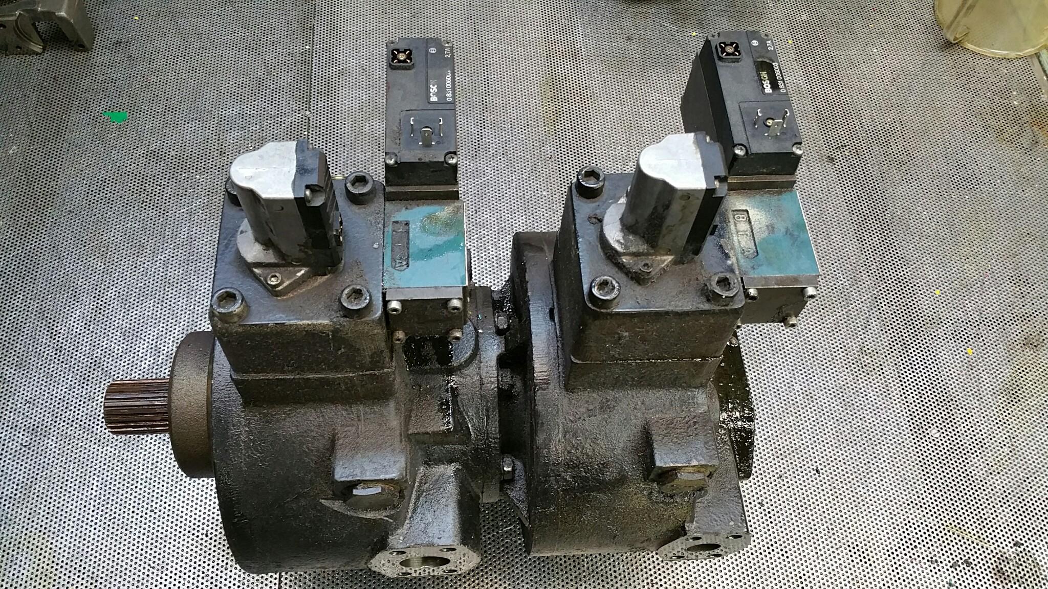 pompe-hydraulique MOOG BOSCH RKP