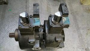 pompe hydraulique BOSCH MOOG RKP