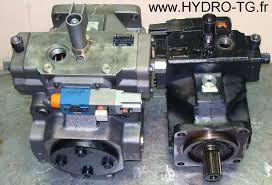 pompe hydraulique presse injection plastique