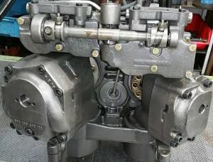 réparation boite de vitesse hydraulique vario tracteur fendt