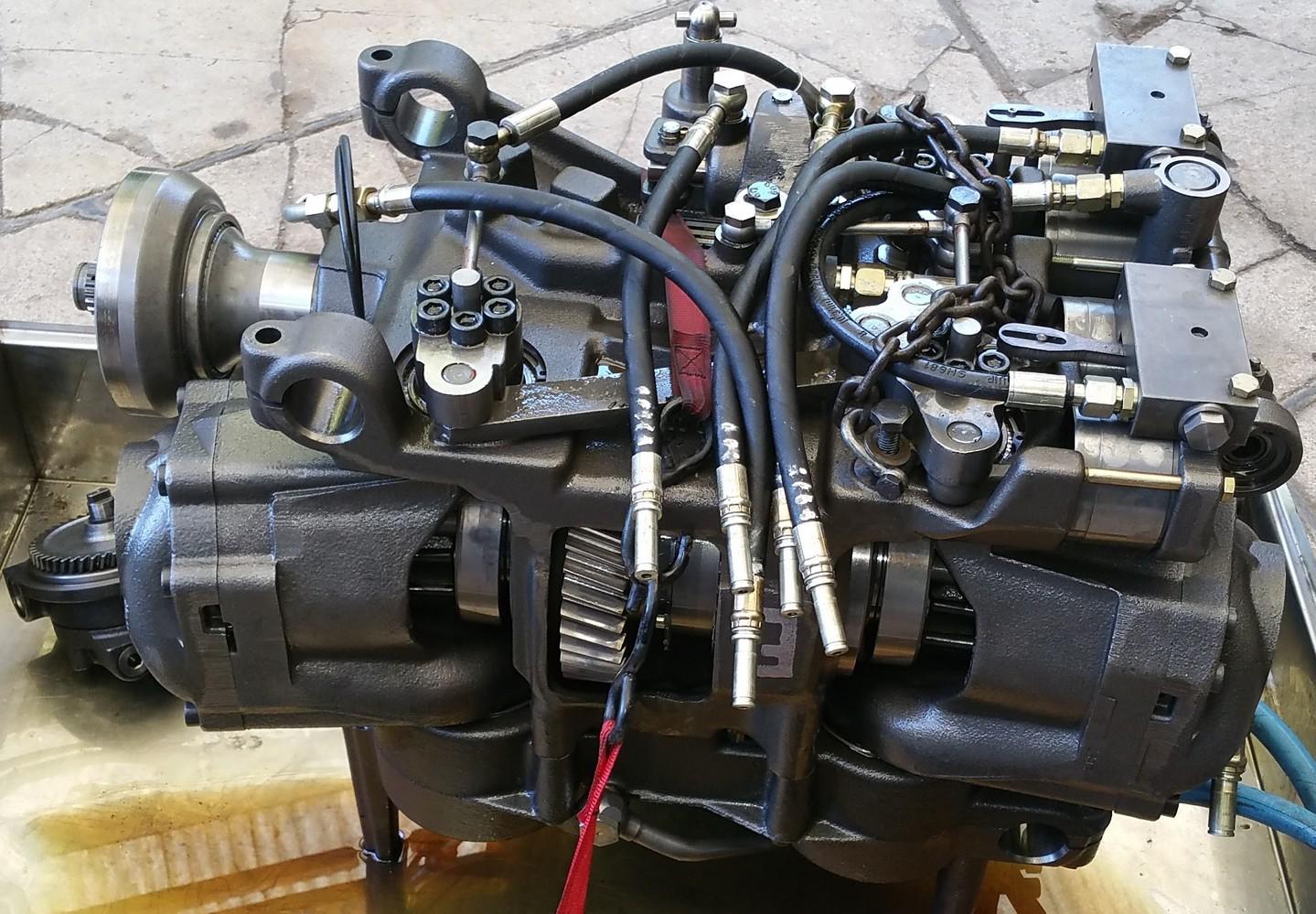 boite vario fendt Massey JCB reparateur hydraulicien