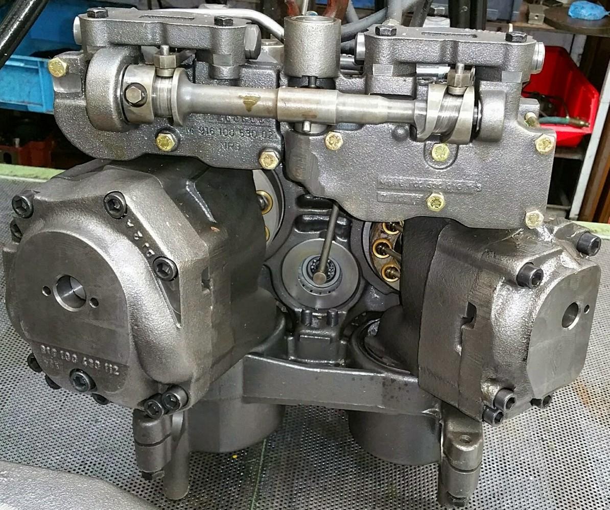 Boite Vario Massey Ferguson Module Dyna VT