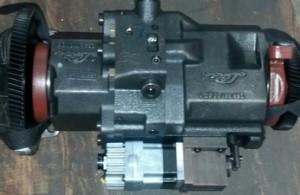 vario tractor linde hydraulic