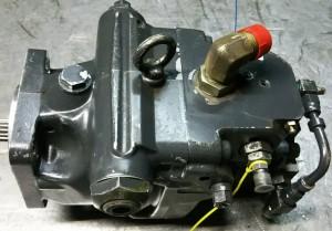 KOMATSU Pompe Hydraulique PC27 PC45 reparation