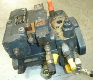 reparateur pompe hydraulique rexroth a4vg