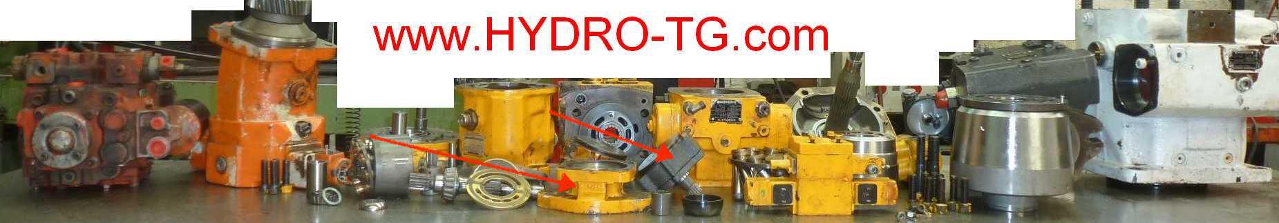A7vo 250 Rexroth repair Manual